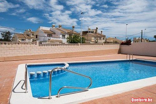 Costa Blanca,Torrevieja,Appartement2à6pers,10min pieds plage