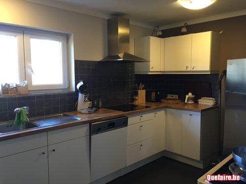 Location - Appartement 1 ch avec terrasse