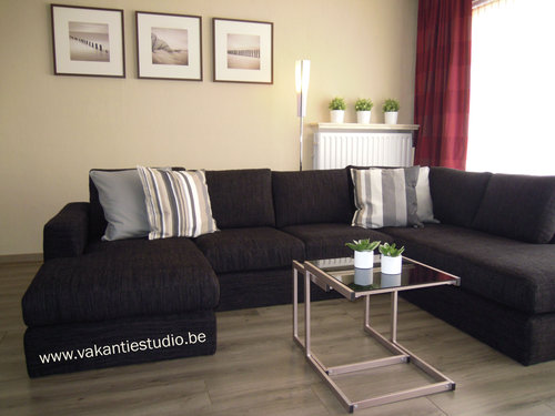Appartement-vacances (studio) à la mer à Blankenberge
