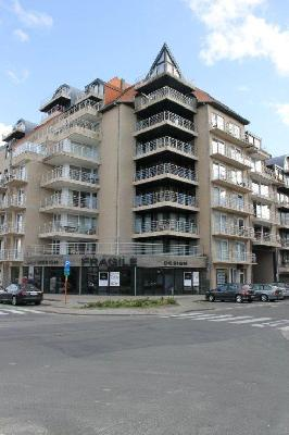 Nieuwpoort APollo 8 - 2 slaapkamers, wifi - garage