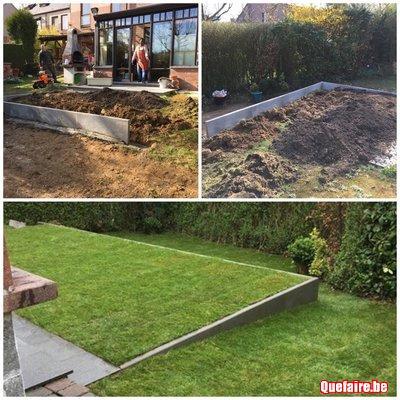 Entretien parc et jardin jardinier professionnel forest for Jardinier professionnel