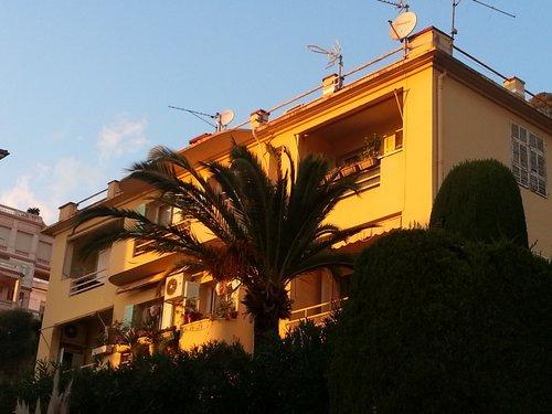 Nice Côte d\'Azur: appart belle vue sur mer Cap de Nice