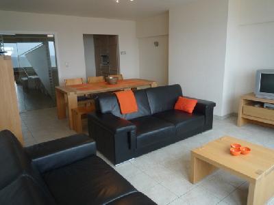 Prachtig appartement 6 p zeezicht/garage/wifi Middelkerke