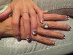 Pose ongles en gel et vernis semi-permanent +...
