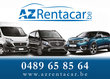 Az-Rentacar.be  Location camionnette sans...