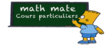 Math Mate - Cours particuliers