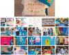 Creatief kinderfeest 'eigen T-shirt versieren'...