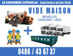 Titre: 0486 43 67 37 | Vide maison Bruxelles,...
