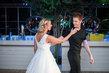 Cours de danse l'ouverture du bal de mariage