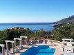 Kleine vakantiewoning met panoramisch zeezicht