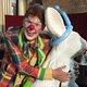 Clown anniversaire sur Internet ( zoom skype...