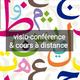 Arabe .Visioconférence et cours à distance(femmes...