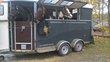 Transport chevaux en vans dépôt de Hesbaye.