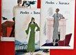 Lot 11 ex. «Modes et Travaux» 1928-1934 vintage