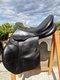 Selle mixte Tolga noire 18 - 350 euros