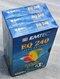 Lot 3 cassettes vhs Emtec EQ 240 s/ blister