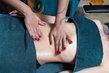 Massage bien-être aux huiles essentielles