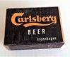 Boites d'allumettes vintage bière Carlsberg