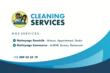 Service de Nettoyage / Femme de ménage
